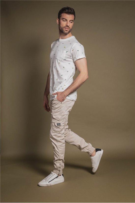 Pantalon GARDEN Homme S207017 (52330) - DEELUXE