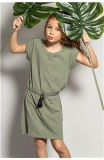 Dress TIME Girl S20212G (52554) - DEELUXE-SHOP