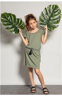 Dress TIME Girl S20212G (52555) - DEELUXE-SHOP