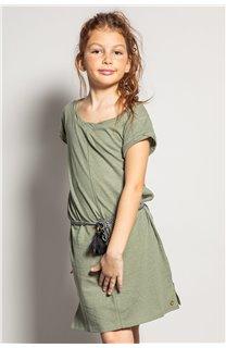 Dress TIME Girl S20212G (52556) - DEELUXE-SHOP