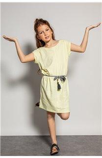 Dress TIME Girl S20212G (52565) - DEELUXE-SHOP