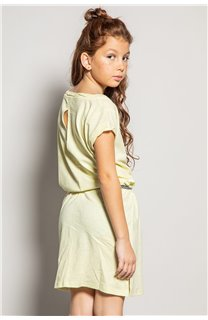 Dress TIME Girl S20212G (52567) - DEELUXE-SHOP