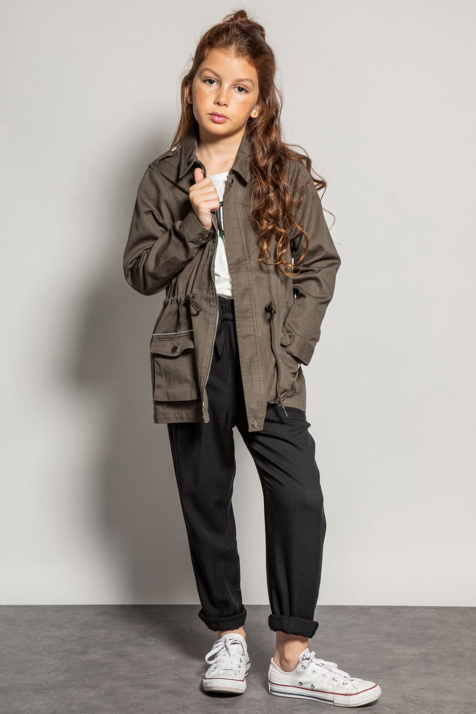 Jacket Jacket SAHRA Girl S20601G (52584) - DEELUXE-SHOP