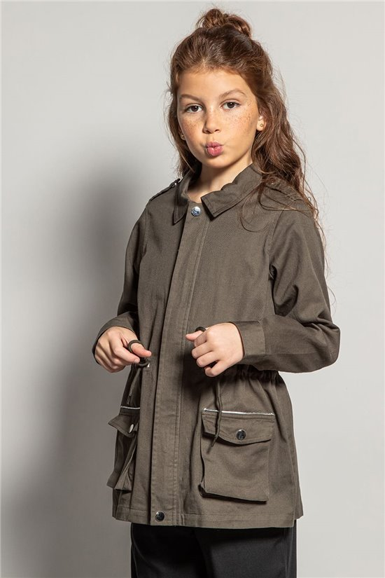 Jacket Jacket SAHRA Girl S20601G (52584) - DEELUXE-SHOP