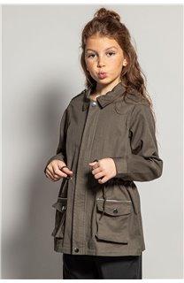 Jacket Jacket SAHRA Girl S20601G (52585) - DEELUXE-SHOP