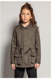 Jacket Jacket SAHRA Girl S20601G (52586) - DEELUXE-SHOP