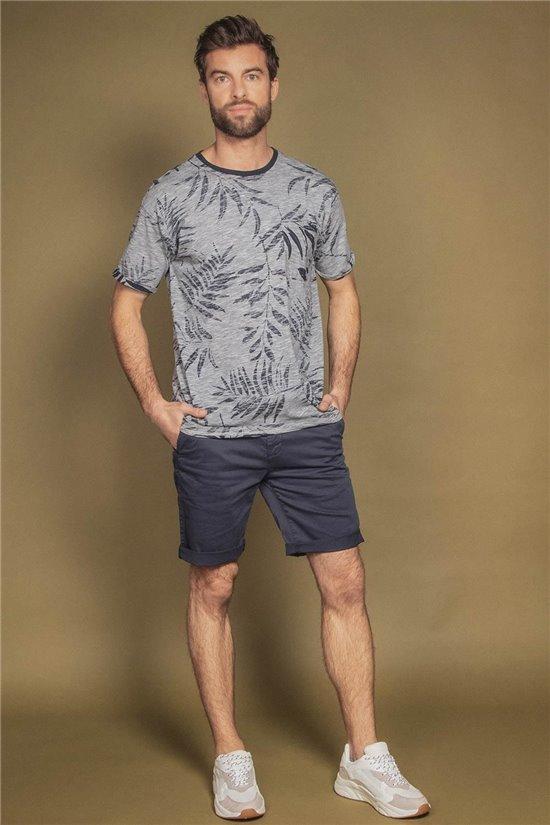 T-Shirt IKI Homme S20115 (52619) - DEELUXE