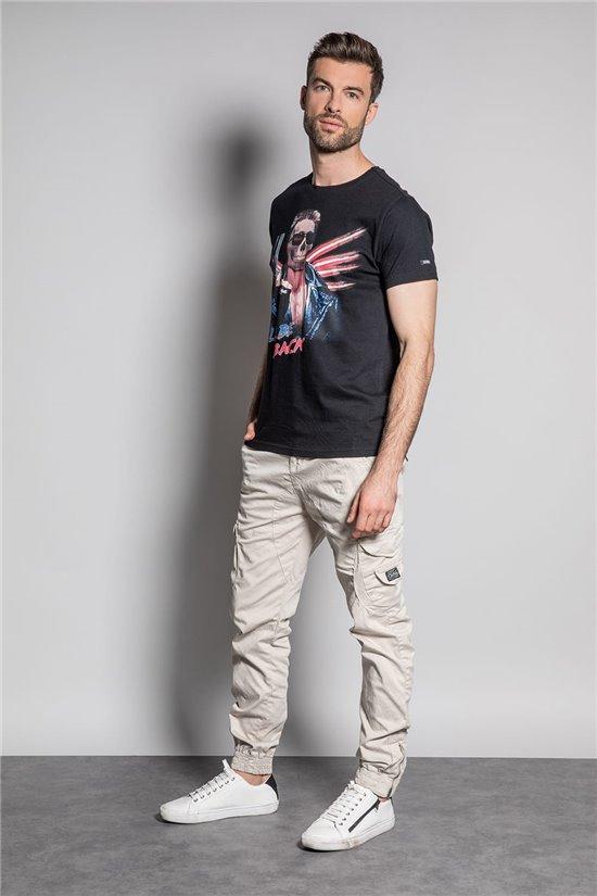 T-Shirt ARNOLD Homme S20154 (52743) - DEELUXE