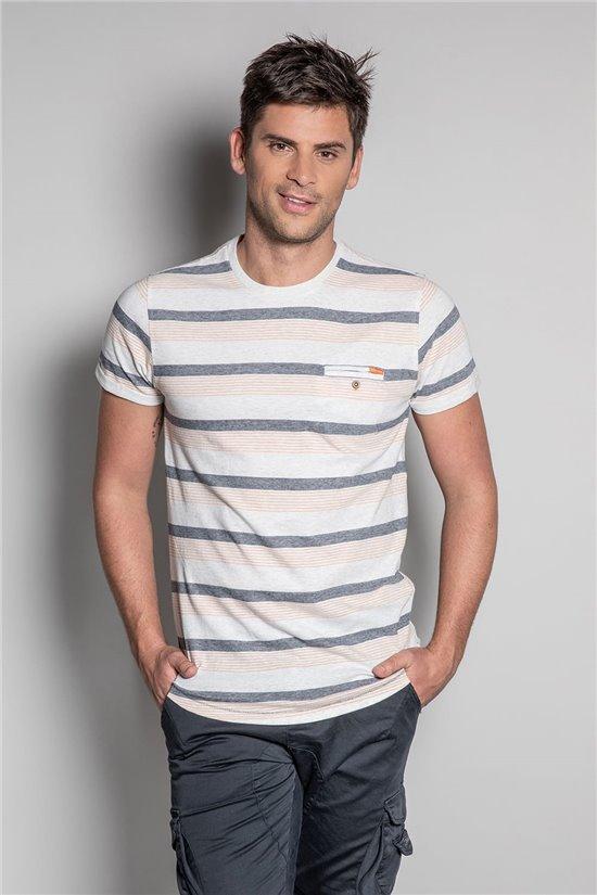 T-Shirt CUBALIBRE Homme S20170 (52783) - DEELUXE
