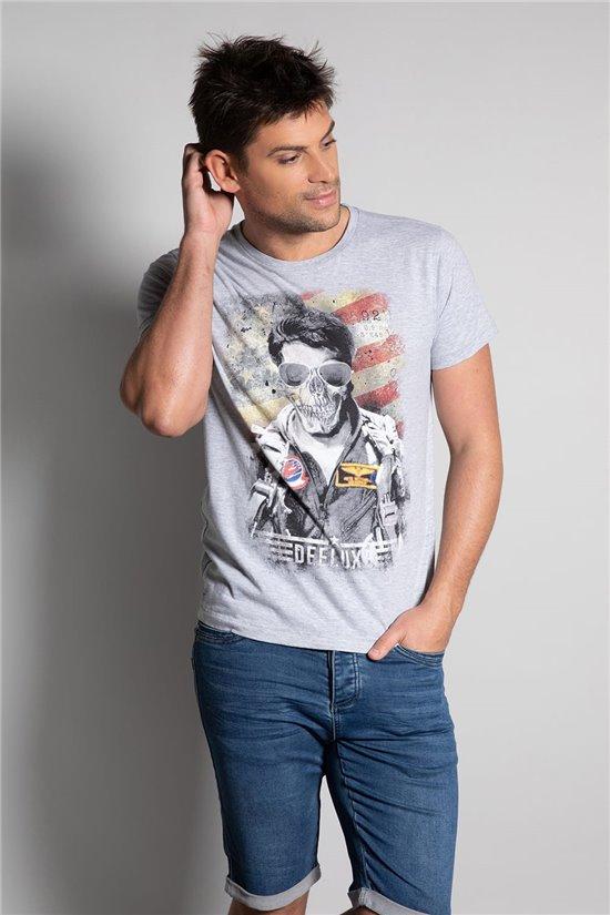 T-Shirt MAVERICKER Homme S20198 (52863) - DEELUXE