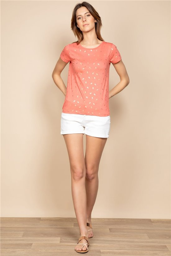 T-shirt PALMA Woman S20123W (53058) - DEELUXE-SHOP