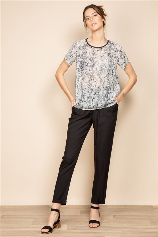 T-shirt T-shirt SOFIA Woman S20109W (53103) - DEELUXE-SHOP