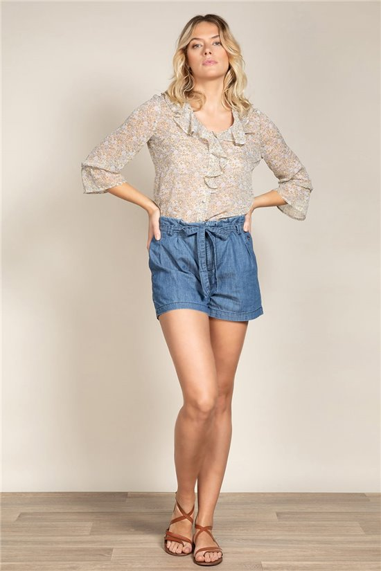 Short CARMEN Woman S20704W (53168) - DEELUXE-SHOP