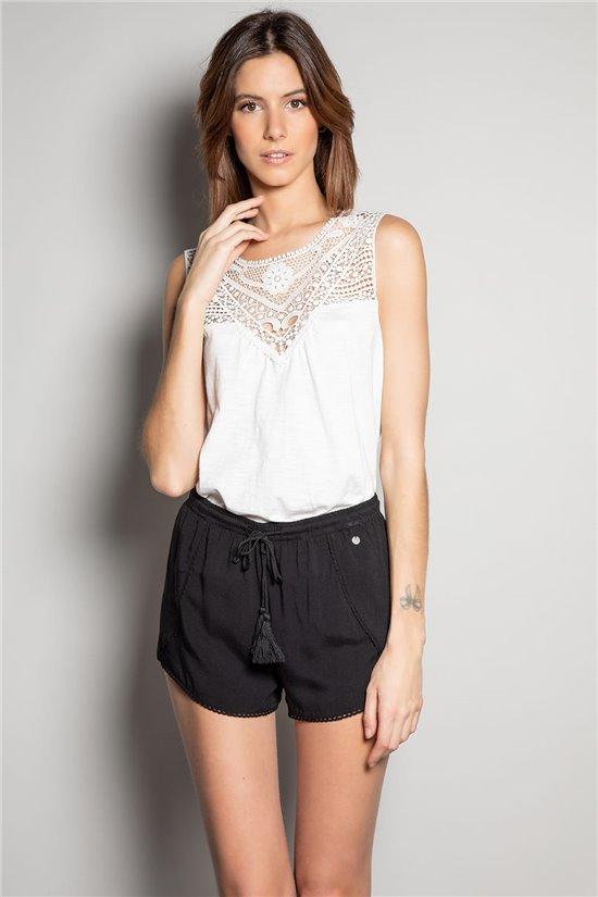 Short Short LOCA Woman S20712W (53178) - DEELUXE-SHOP