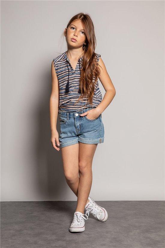 Short Short DONNA Girl S20J820G (53213) - DEELUXE-SHOP