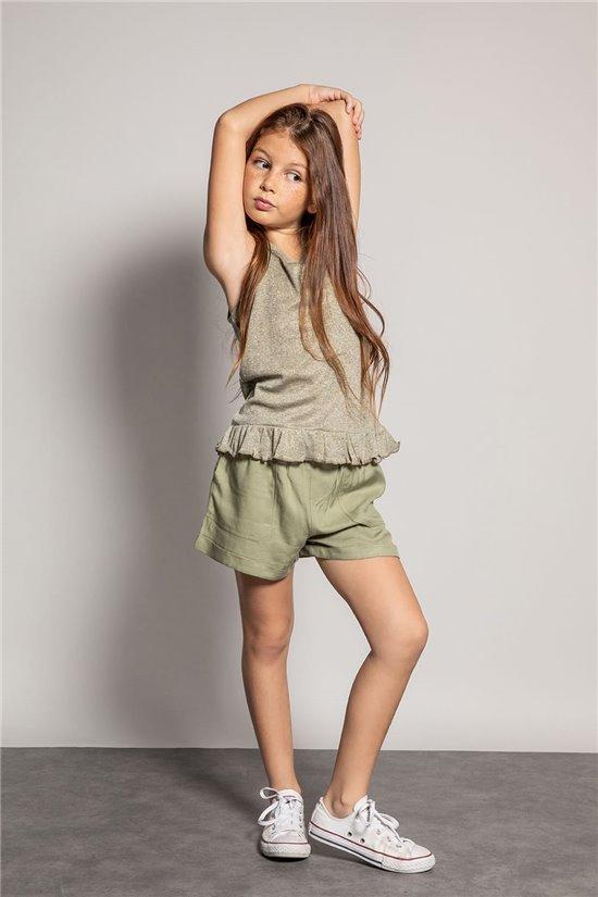 T-shirt T-shirt EURYDICE Girl S20171G (53219) - DEELUXE-SHOP
