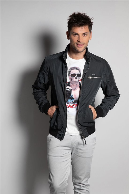 Jacket Jacket TOWER Man S20602 (53295) - DEELUXE-SHOP