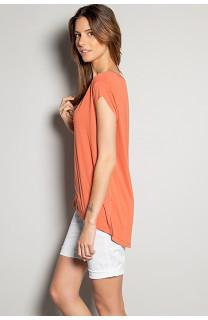 T-shirt T-SHIRT SWEET Woman S19131W (53321) - DEELUXE-SHOP