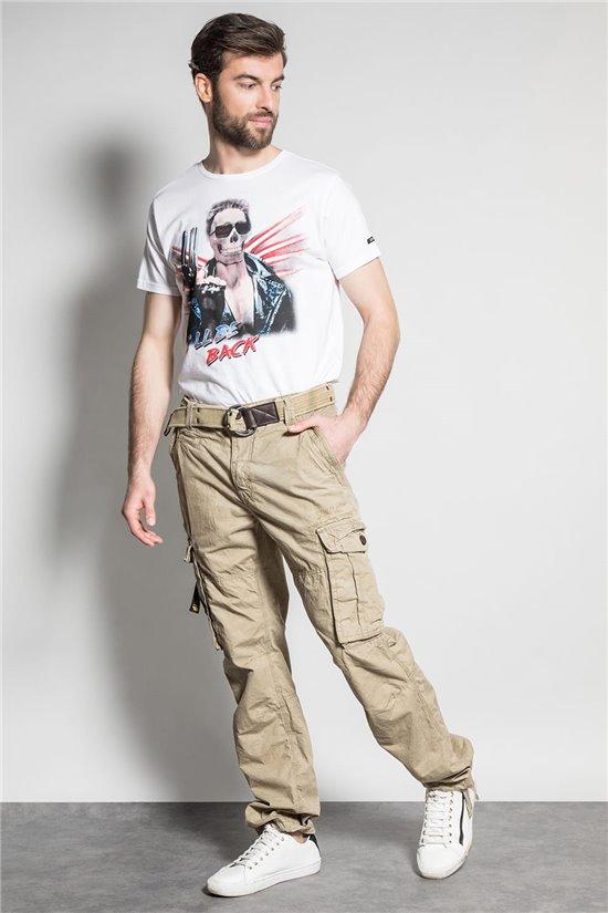Pantalon TROPERY Homme S20P7012 (53350) - DEELUXE