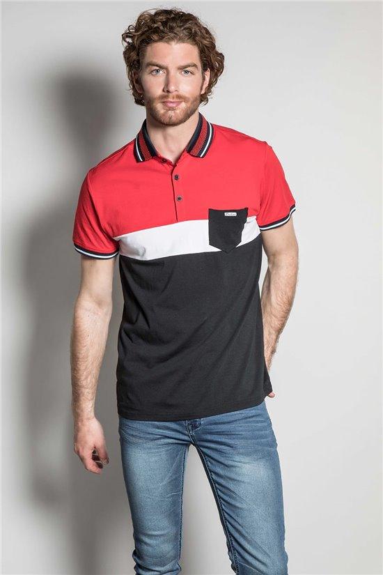 Polo shirt TODD Man S20200 (53355) - DEELUXE-SHOP