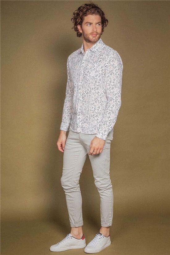 Shirt Shirt MANBO Man S20429 (53395) - DEELUXE-SHOP