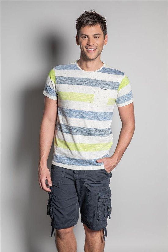 T-Shirt SPRINGS Homme S20142 (53400) - DEELUXE