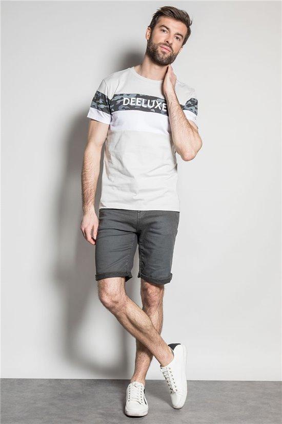 T-shirt T-shirt WICKSON Man S20185 (53410) - DEELUXE-SHOP