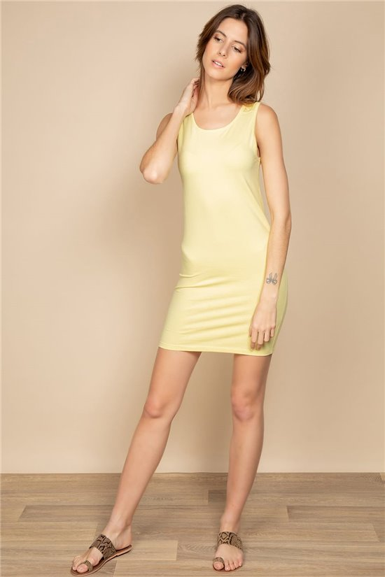 Dress Dress MIA Woman S20229W (53455) - DEELUXE-SHOP