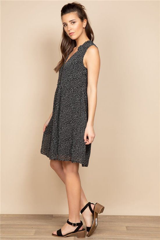 Dress Dress LOUISE Woman S20211W (53465) - DEELUXE-SHOP