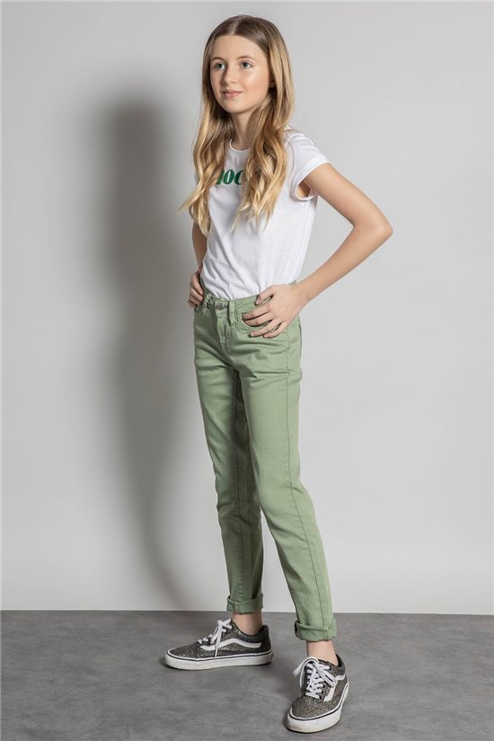 Pant JEANS PIME Girl S20729G (53670) - DEELUXE-SHOP