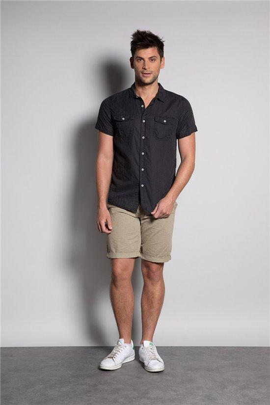 Shirt Shirt BOBBY Man S20434 (54158) - DEELUXE-SHOP