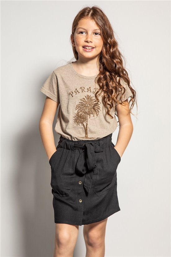 Skirt MARINA Girl S20770G (54248) - DEELUXE-SHOP