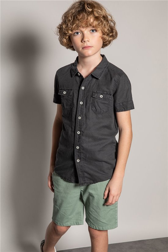 Shirt Shirt BOBBY Boy S20434B (54263) - DEELUXE-SHOP