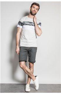 Short TRADEL Homme S20JG851 (54339) - DEELUXE