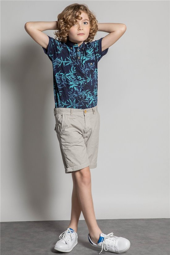 Short Short BROKEN Boy S20725B (54402) - DEELUXE-SHOP