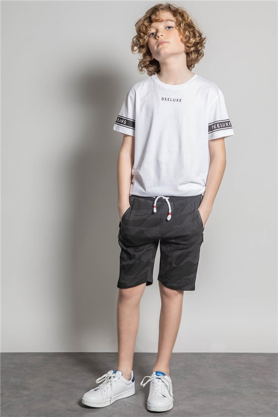 Short Short PROTECT Boy S20754B (54432) - DEELUXE-SHOP