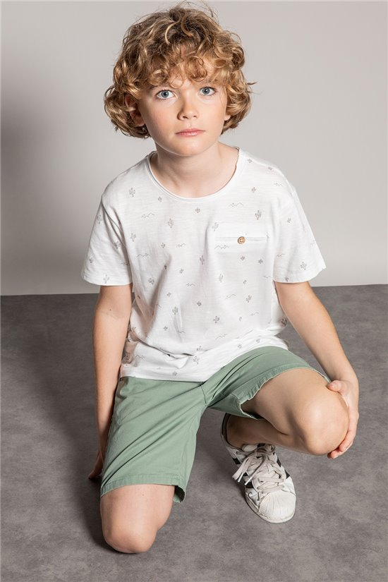 Short VERDE Boy S20707B (54462) - DEELUXE-SHOP