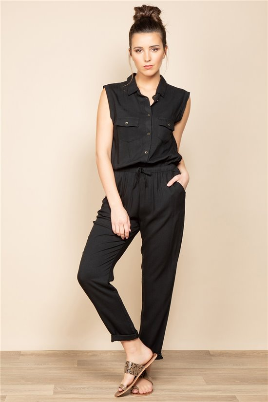 Jumpsuit Jumpsuit SAVINA Woman S20755W (54495) - DEELUXE-SHOP