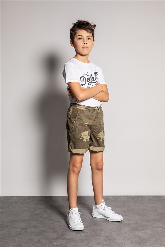Short Short MALVYN Boy S20718B (54773) - DEELUXE-SHOP