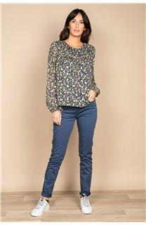 Pant PANTS PONY Woman W20732W (54877) - DEELUXE-SHOP