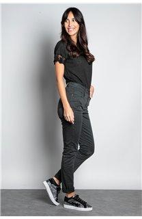 Pant PANTS PONY Woman W20732W (54882) - DEELUXE-SHOP