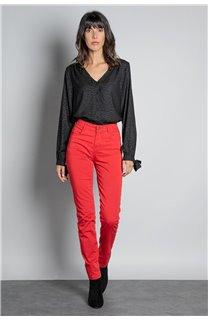Pant PANTS PONY Woman W20732W (54886) - DEELUXE-SHOP