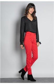 Pant PANTS PONY Woman W20732W (54887) - DEELUXE-SHOP