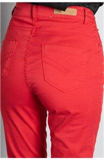 Pant PANTS PONY Woman W20732W (54890) - DEELUXE-SHOP