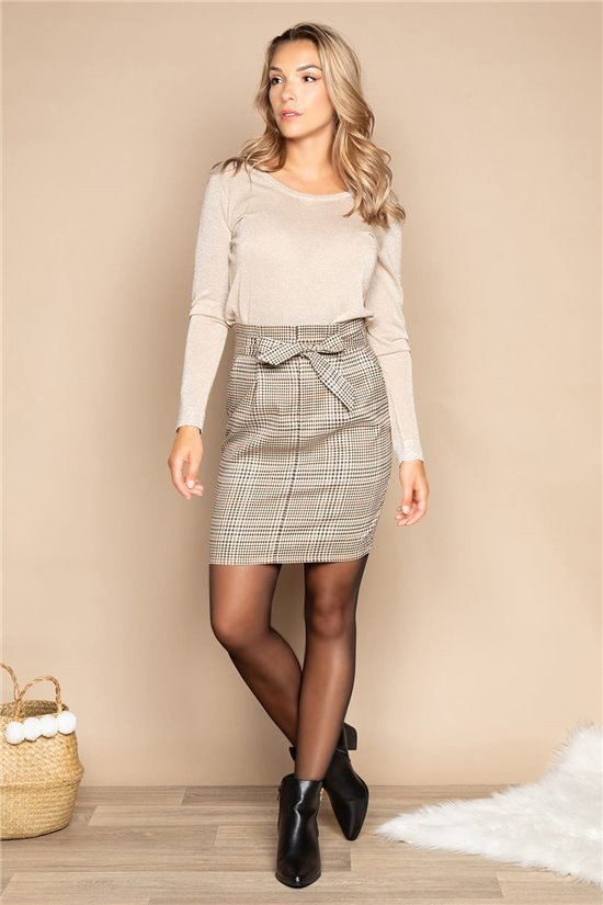 Skirt SKIRT LEANOR Woman W20768W (54920) - DEELUXE-SHOP