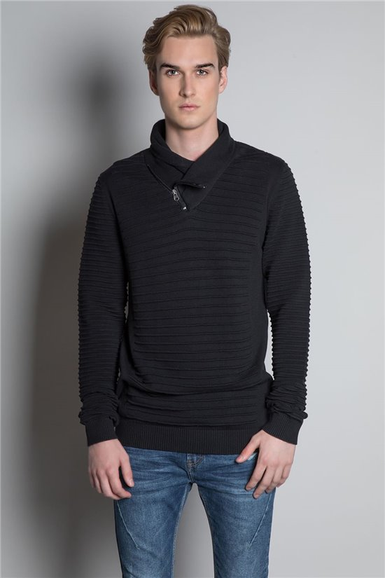Sweater PULL MATSON Man W20339M (55010) - DEELUXE-SHOP