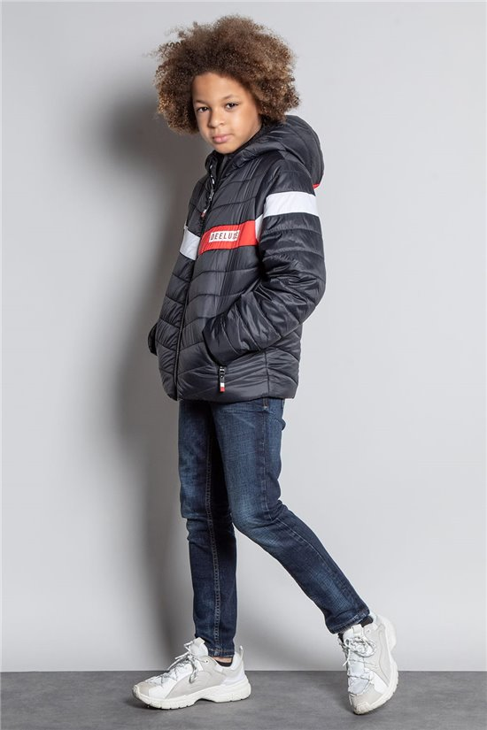 Puffy Jacket PARKA STARSON Boy W20661B (55108) - DEELUXE-SHOP