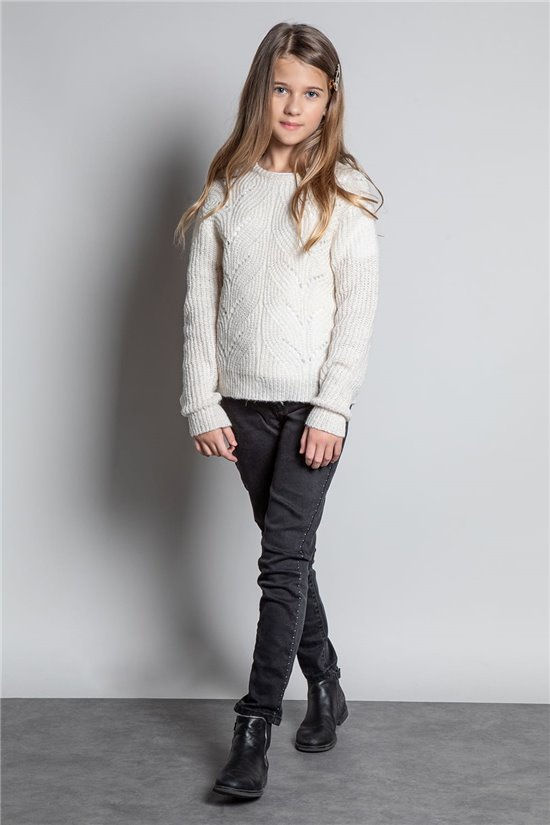 Sweater JUMPER CELI Girl W20313G (55118) - DEELUXE-SHOP