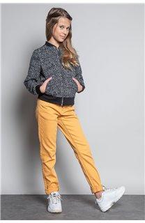 Jacket BOMBER EMMA Girl W20604G (55199) - DEELUXE-SHOP