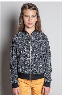 Jacket BOMBER EMMA Girl W20604G (55200) - DEELUXE-SHOP